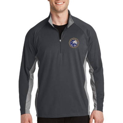 Sport-Tek - Sport Wick Stretch 1/2 Zip Pullover - Embroidered Logo Thumbnail